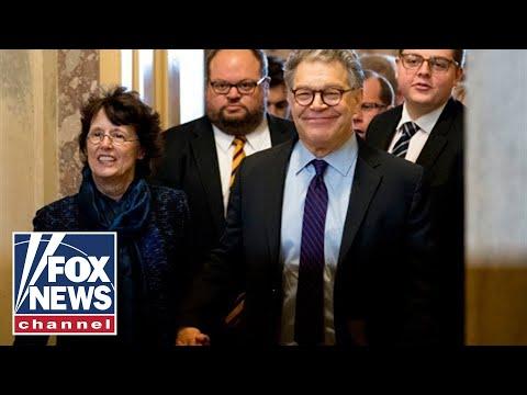 Democrats express regret over forcing Al Franken to resign