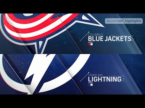 Columbus Blue Jackets vs Tampa Bay Lightning Oct 13, 2018 HIGHLIGHTS HD