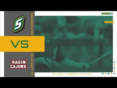 SLU Baseball vs. UL Lafayette