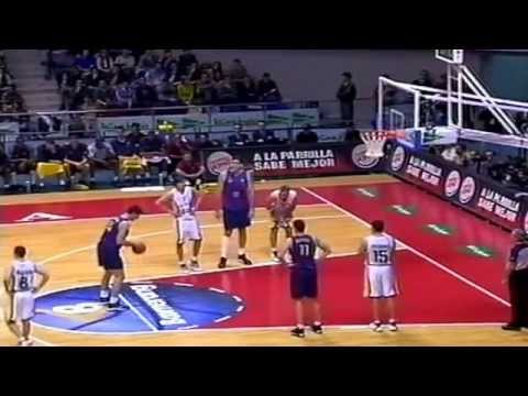 Copa del Rey Baloncesto 2000   1/4 de Final   FC Barcelona   Real Madrid  Pau Gasol