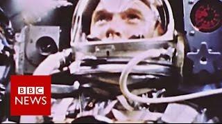 John Glenn: First US astronaut to orbit Earth dies - BBC News