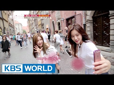 World's largest, UNESCO World Heritage: Old Town Square [Battle Trip / 2017.07.28]