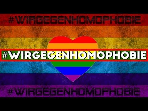 #WIRGEGENHOMOPHOBIE