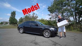 HUGE Upgrades For My BMW M5!