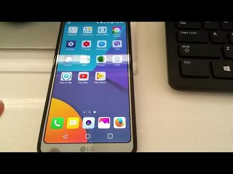 How To Connect LG G6 To Windows 10 Desktop Using Bluetooth