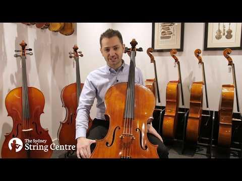 Matteo Mazzotti Cello 2019 Piacenza Italy