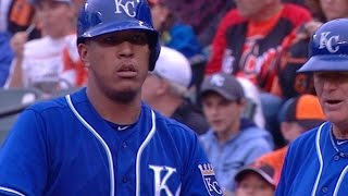 Video KC@BAL: Royals score five in 6th to go in front download MP3, 3GP, MP4, WEBM, AVI, FLV Desember 2017