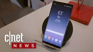 Samsung Galaxy Note 8 asks for a second chance