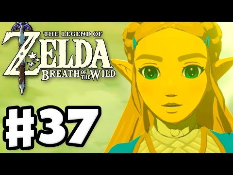 A Premonition Memory! Southern Mine! - The Legend of Zelda: Breath of the Wild - Gameplay Part 37
