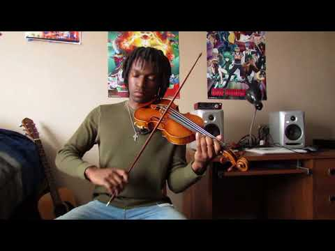 SZA- The Weekend (Violin Cover)