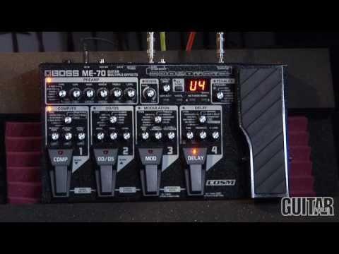 Boss ME-70 Guitar Effects Processor