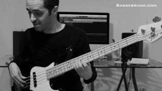 fender jazz bass solo improvisation bruno tauzin