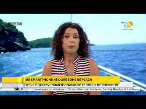 Wake Up, 20 Qershor 2017, Pjesa 2 – Top Channel Albania – Entertainment Show