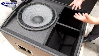 La empresa de bafles QRX audio, conocimos sus instalaciones!