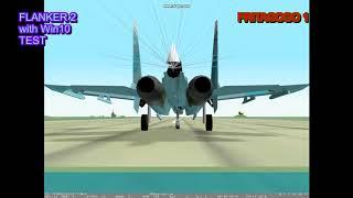 FLANKER 2 SU27 sim Eagle Dynamics TEST Win10 by Fritagogo1 Geeks