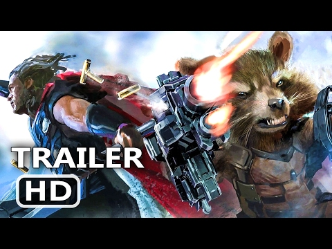 Thumbnail: АVЕNGЕRS ІNFІNІTY WАR Official Trailer Tease (2018) Superhero Movie HD