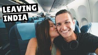 connectYoutube - MUMBAI TO BANGKOK   Our Last Day in India   Jet Airways