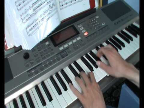 Grotesquery Conceiled (Within Measureless Magic) (Dimmu Borgir keyboard cover)