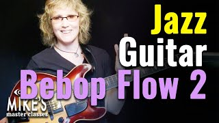 The Family of Four, Jazz Guitar Be-Bop Discussion | Sheryl Bailey