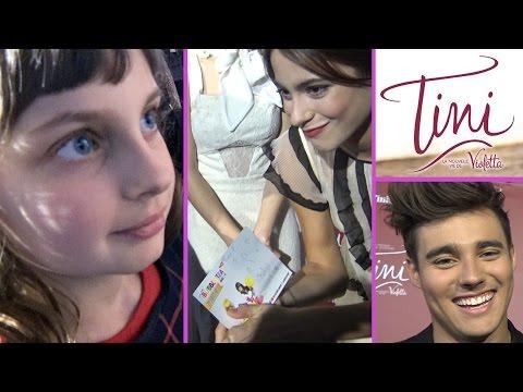[VLOG] Tini interviewée par Kalys Avant-Première La Nouvelle Vie de Violetta - Studio Bubble Tea
