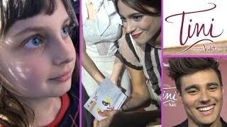 vlog tini interviewe par kalys avant premire la nouvelle vie de violetta studio bubble tea