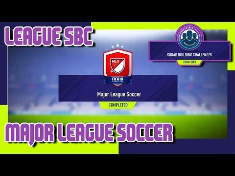 FIFA 18 - Major League Soccer - MLS League SBC - 86 Giovinco & Pack Opening - Cheapest