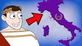 What If The Western Roman Empire Survived Until 1444? (EU4)