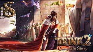 Trine 2: Complete story прохождение на геймпаде часть 8 Мега-гоблин №2