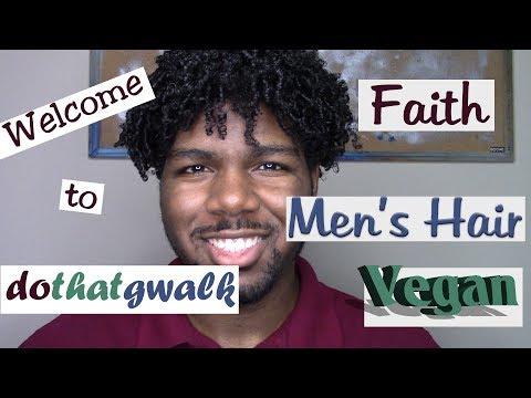 Welcome to dothatgwalk - Faith, Men's Natural Hair, Vegan