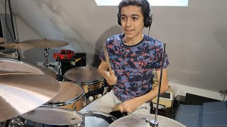 Low - Lenny Kravitz - Drum Cover - Lucas Trn Video