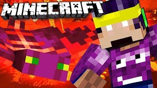 Super SPERIETURA! Sunt Phantome in Nether pe Skyblock?