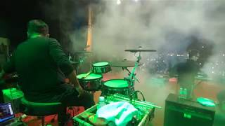 Download lagu Aku Tergoda - Five Minutes (Drum Cam)