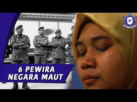 MKL Crimedesk | SUASANA PILU , 6 Anggota Bomba LEMAS dalam Operasi SAR