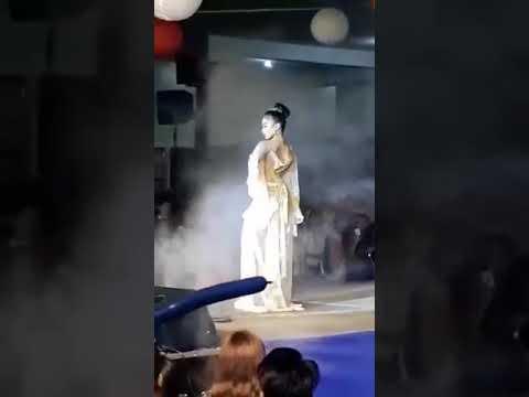 Mr.nd Ms. Arellano  Univ.Legarda formal wear Mary Gwen Stefanie Engana