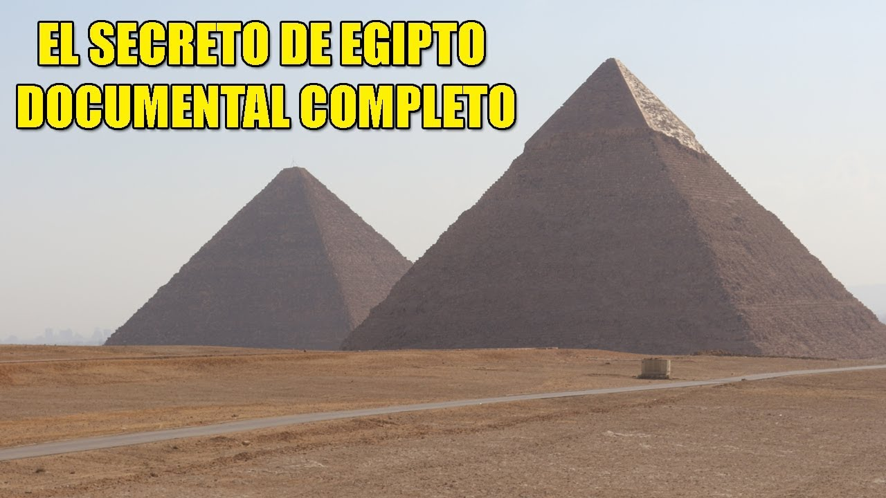 Download Egipto, tierra de misterios y secretos - Documental Completo