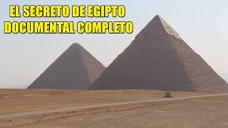 Gambar cover Egipto, tierra de misterios y secretos - Documental Completo