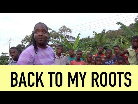 A trip to my hometown - Akpafu Todzi [Extended Version] Ghana Vlog