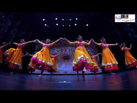 Deewani Mastani Dance Performance By Ladies Students Of Sampda's Dance Studio Singapore