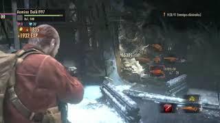 Resident Evil Revelations modo asalto