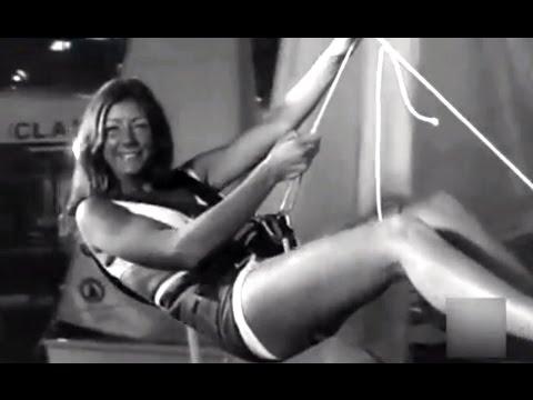1973 London Boat Show UK Yatch - Salón Naútico Internacional Londres Anstey Grand Banks Yachts