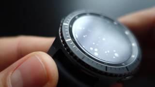 De ce sa nu cumperi folie protectie ecran pentru Samsung Gear S3?