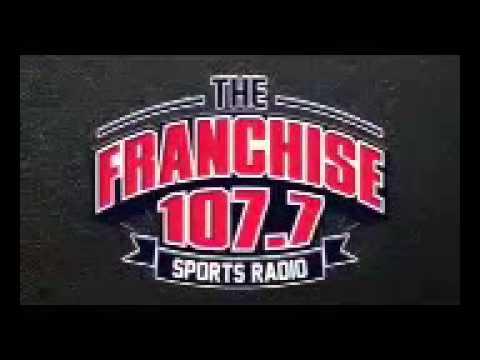 107.7FM The Franchise
