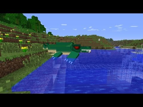 Minecraft Dinosaurs - Part 91 - Argentinosaurus and Naming our Mosasaur