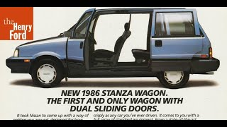 1986 Nissan Stanza Wagon - Painting Battery Tray, Test Drive, & Lubrication