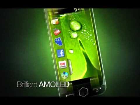 Samsung Omnia II Awesome Intro