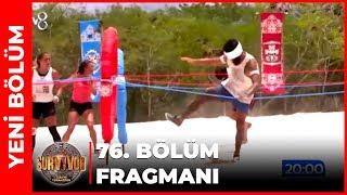 Survivor 76. Bölüm Fragmanı | SURVİVOR'DA TARİHİ OYUN!