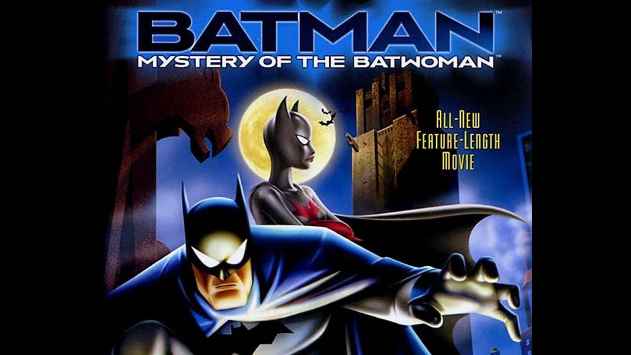 Batman Mystery Of The Batwoman Game Youtube