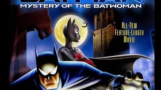 Batman: Mystery of the Batwoman Game