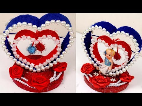Plastic bottle craft - How to make Plastic bottle beautiful showpieces at home - Best out of waste