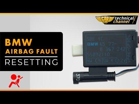 Airbag Capteur Module sitzbelegung sitzbelegungs Tapis e65 e66 e85 z4 x3 e83 e63